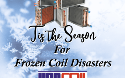 Tis The Season For Frozen Coils