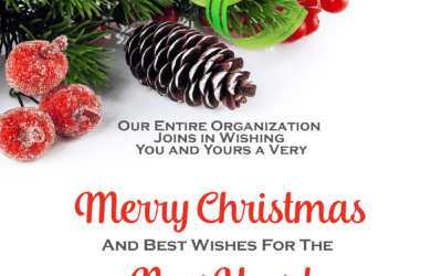 Season's Greetings and Holiday Hours