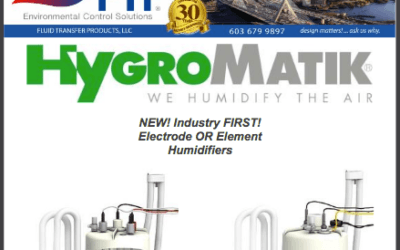 Introducing Hygromatik Electrode and Element Humidifiers