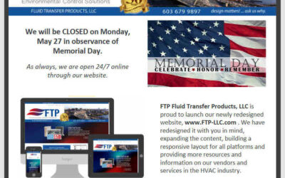 Website Launch, Job Opportunities & Memorial Day Hours at FTP!