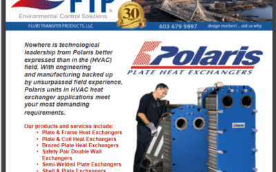 Polaris & FTP Your Heat Exchange Experts