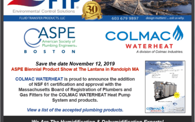 ASPE Product Show & Humidification News